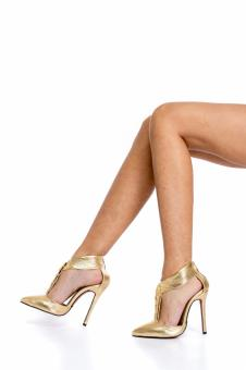 SANDALE STILETTO GOLDIE