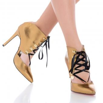 Stiletto aviana gold