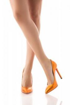 Stiletto Spring Orange