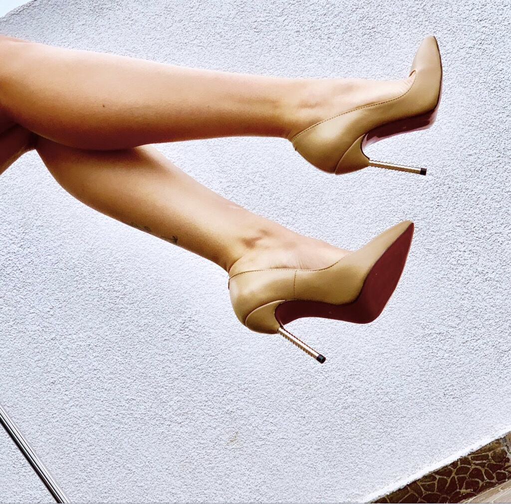 STILETTO SHAUNA CREAM