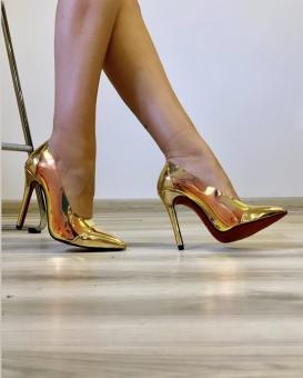 STILETTO ARTEMIS GOLD
