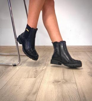 Bocanci Cassie Rock Black