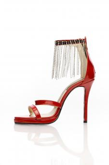 sandale Milano Summer red