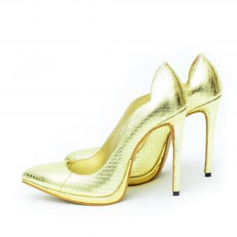 Stiletto Gold Beverly
